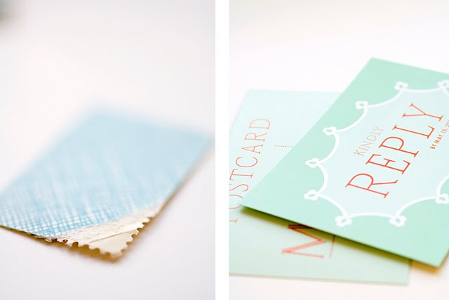 Wedding Blog MaeMae Paperie... Im in LOVE